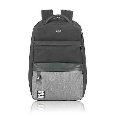 urban code 15 6 laptop backpack black