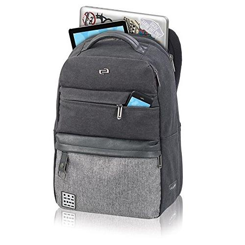 Solo Urban Laptop Backpack,