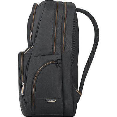 "SOLO Backpack 17.3"" Black Backpack"