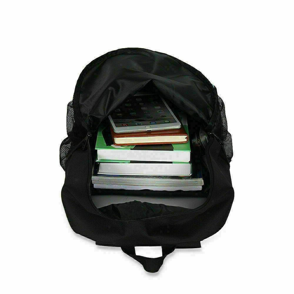 US DJ Boys Students School Bag Travel Bag