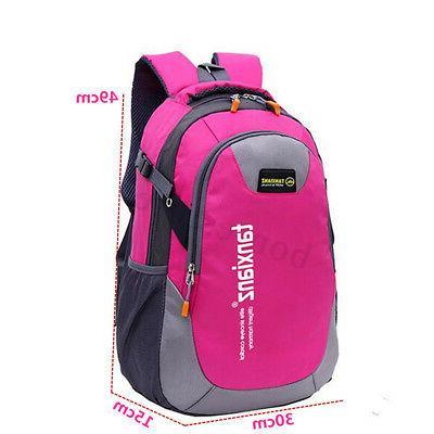 US Travel Nylon Backpack Sports Bag