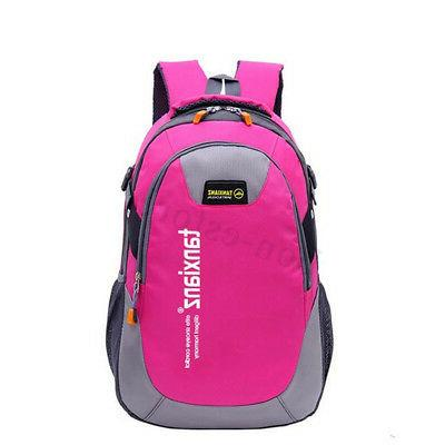 US Mens Travel Backpack Laptop Sports Hiking