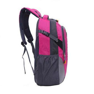 US Travel Nylon Backpack Shoulder School Sports Bag Hiking