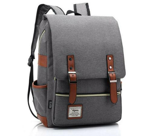 US Unisex School Rucksack Satchel Bag