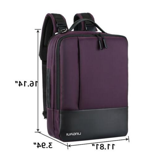 USB Men Waterproof Business Travel Bag