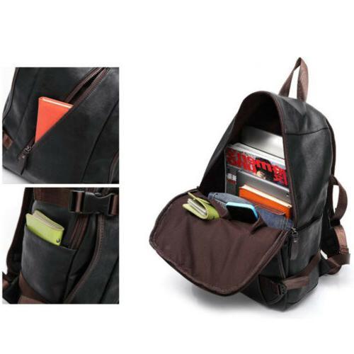 Vintage Waterproof School Bag Travel