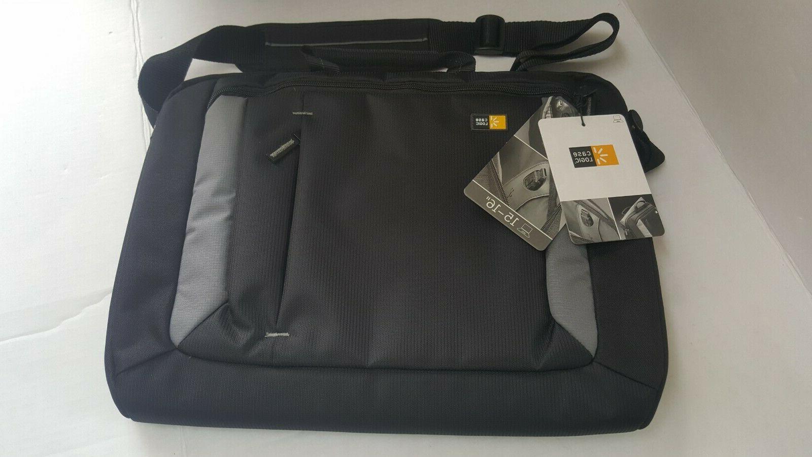Case Logic VNA-216 16-Inch Laptop Attache  New