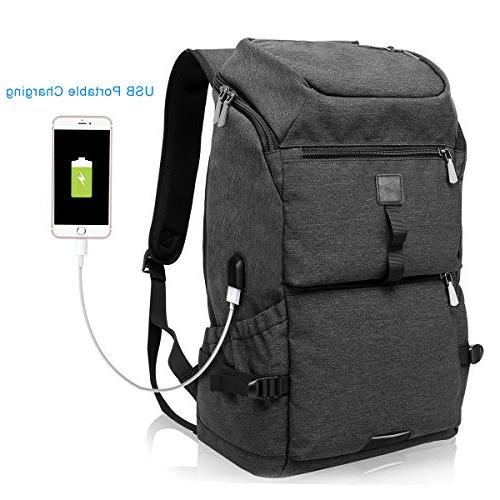 water resistant laptop backpack