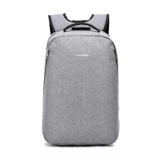 Waterproof Men School Bag +
