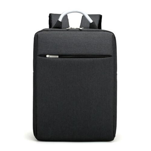 "Waterproof 15.6"" Backpack School Travel Rucksack Satchel"