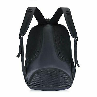 Waterproof 17 inch Backpack Rucksack School Notebook Bag