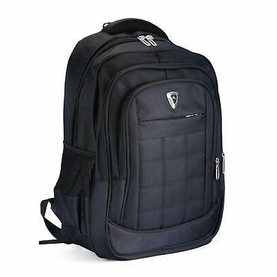 "Travel Backpack Bag Men 17"" Laptop Outdoor School Bag Rucksa"