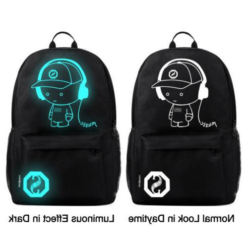 Waterproof Backpack USB at