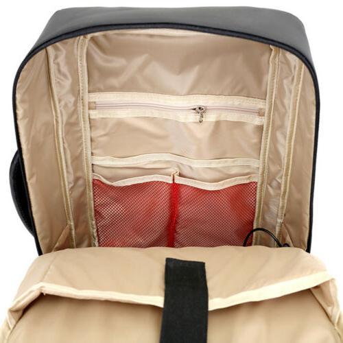 """Waterproof Anti-theft 15.6"""" Notebook Laptop Backpack School Bag"""