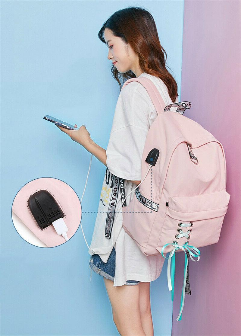 Waterproof Backpack Bags Charge