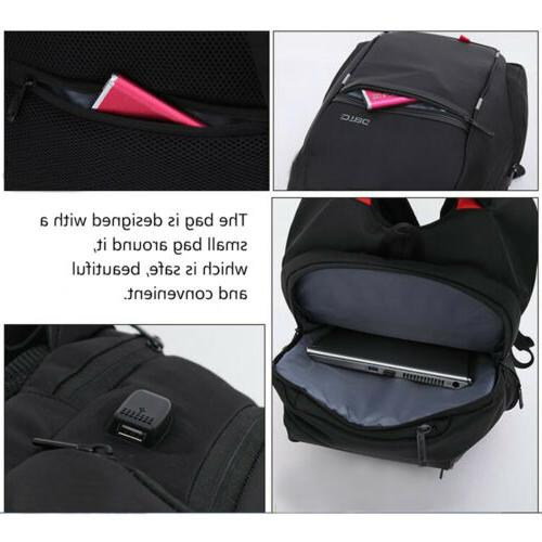 Waterproof Men Notebook inch Laptop Backpack