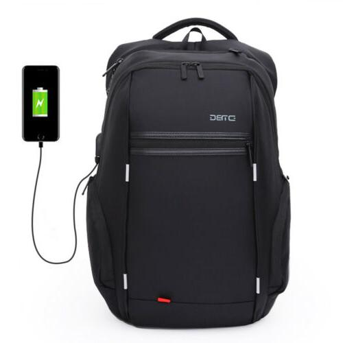 Anti-theft Backpack w/ USB