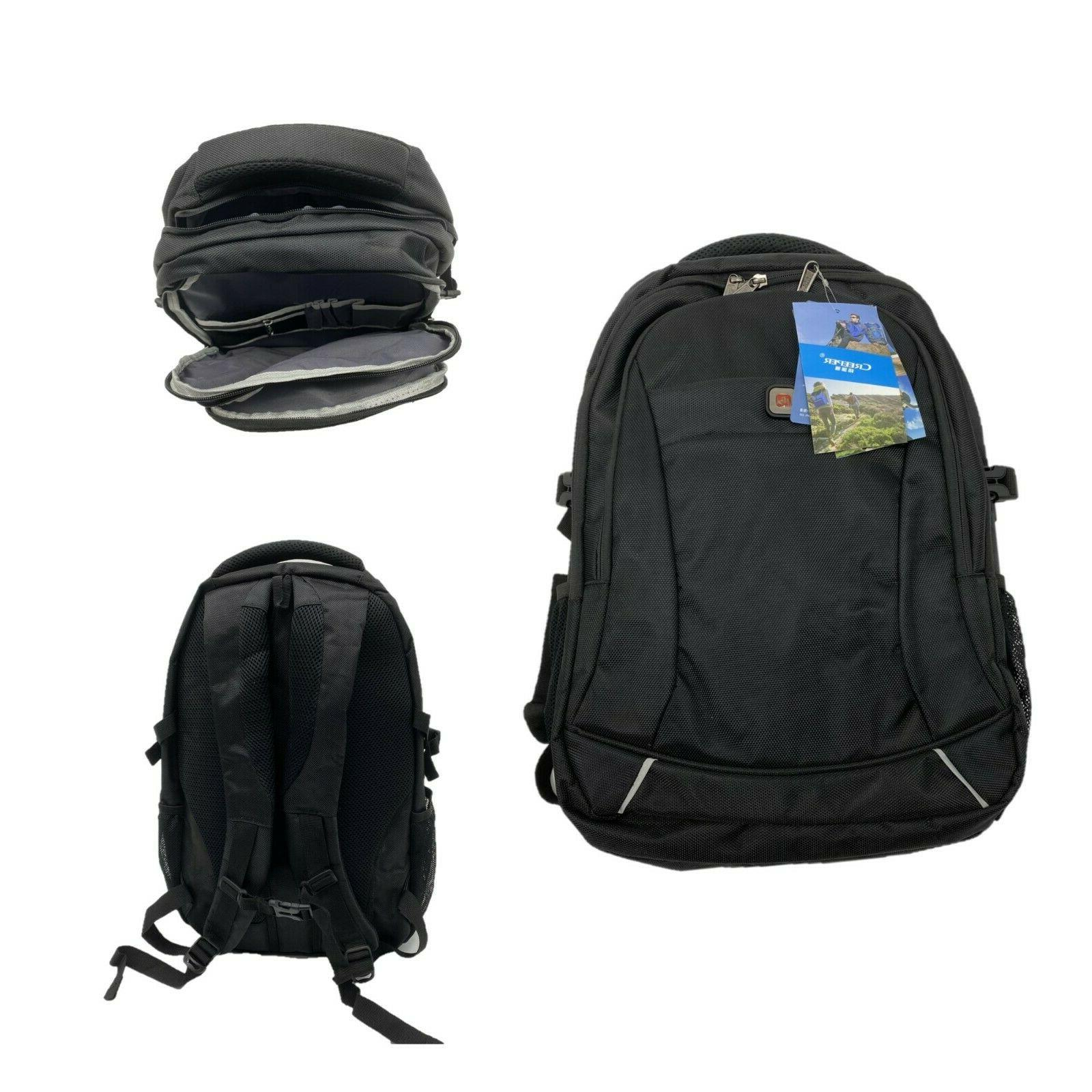 waterproof travel backpack 17 laptop outdoor camping