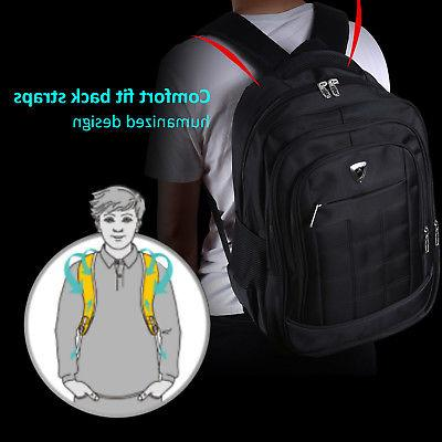 """Waterproof 17"""" Multifunction Outdoor School Bag New"""