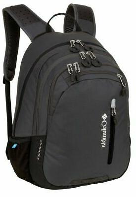 "Columbia Winchuck Backpack 15"" Graphite"