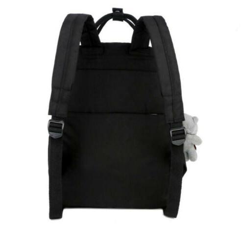 Women Girl Backpack School Bag