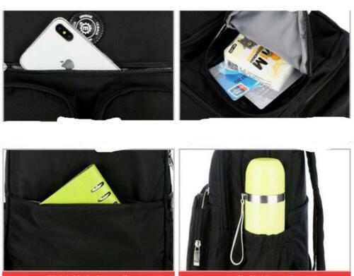 Women Backpack Travel School Bag