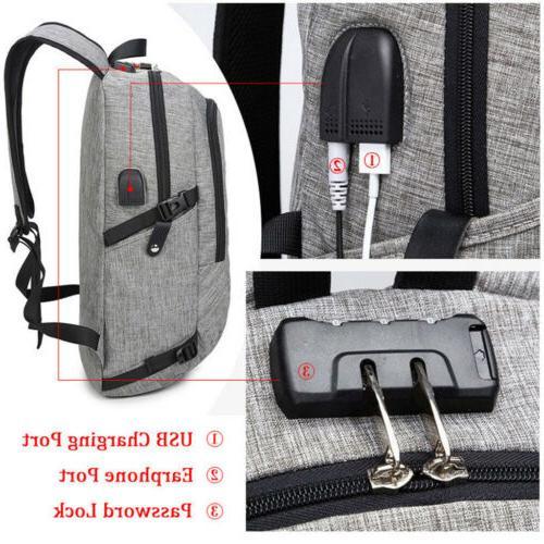 Women Backpack Port Shoulder Bookbag Lot
