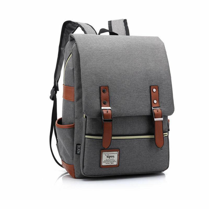 Girl Leather Travel Rucksack