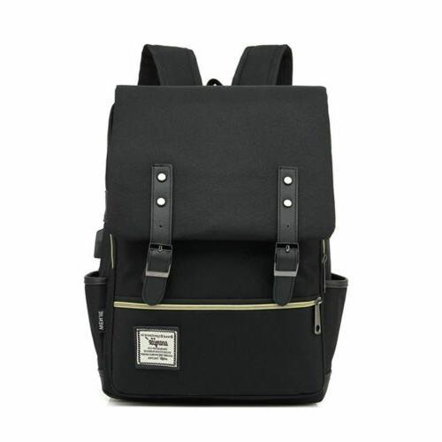Leather Rucksack Bag