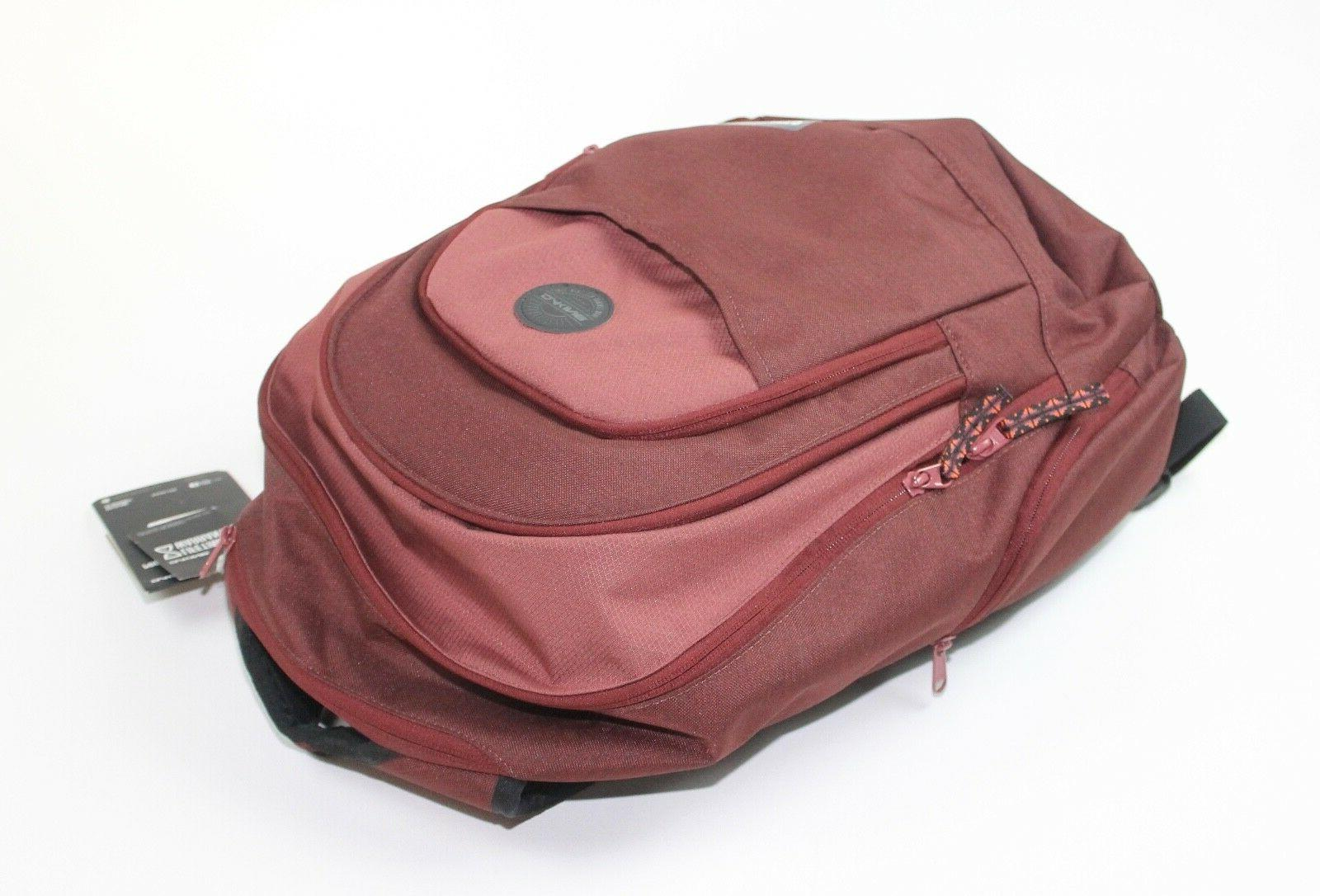 Dakine Women's Burntrose Red Bag