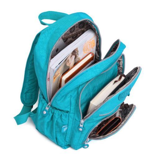 Women Bag Nylon Casual Outdoor Daypack