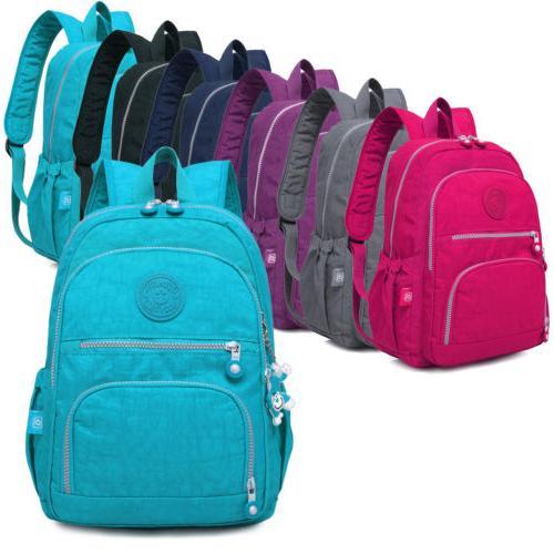 Women School Backpack Bag Outdoor