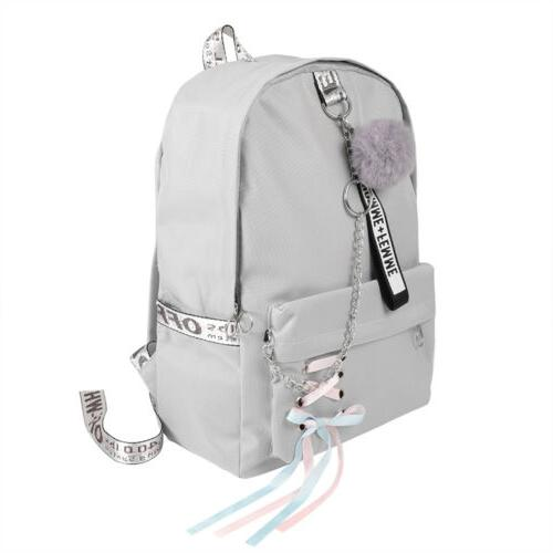 Women Bags Laptop Shoulder Rucksack