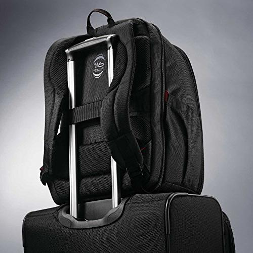 Samsonite 3.0 Backpack-Checkpoint Friendly Black, One