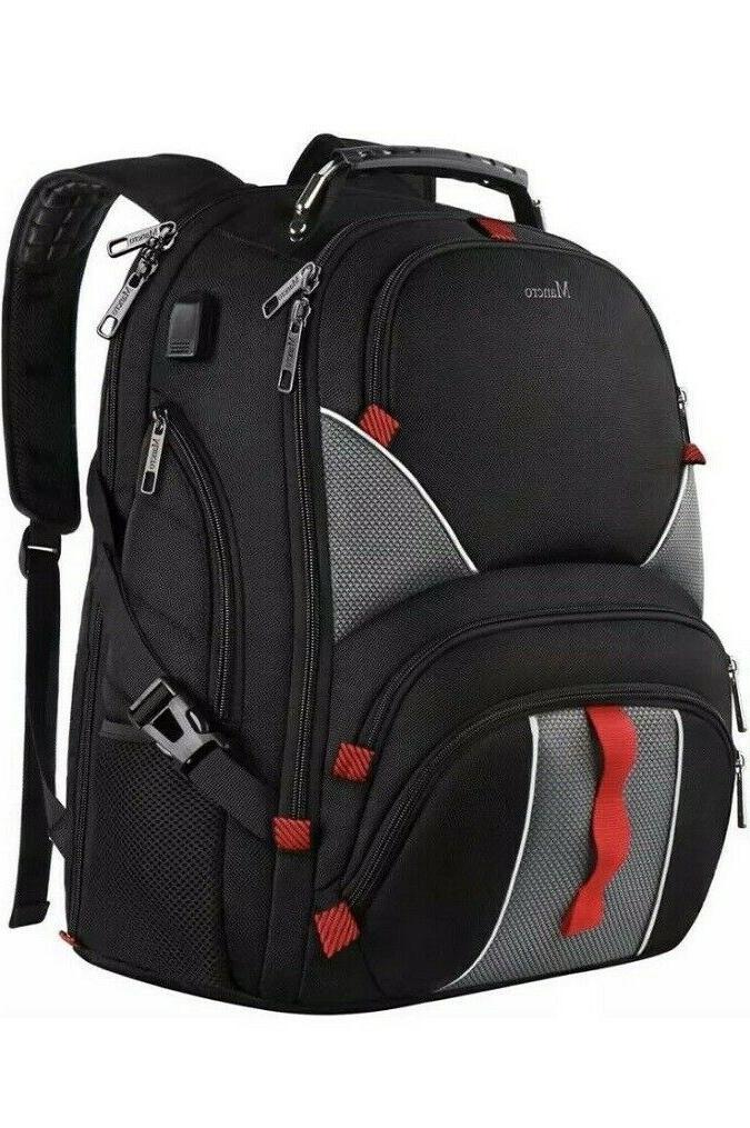 xlarge laptop backpack high capacity tsa durable