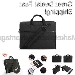 Lacdo 13-13.3 Inch Laptop Shoulder Bag Laptop Sleeve Case fo