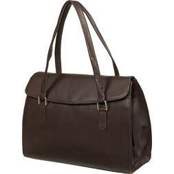 Piel Ladies Laptop Portfolio 3 Colors Women's Business Bag N