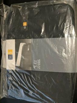 "Case Logic LAPS113 Laptop Case Sleeve Black 13.3"" Inch Macbo"