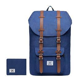 KAUKKO Laptop Outdoor Backpack Win·DF College Schoolbag Boo