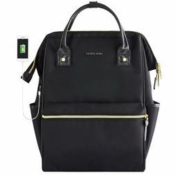 KROSER Laptop Backpack 15.6 Inch  Computer Backpack Casual D