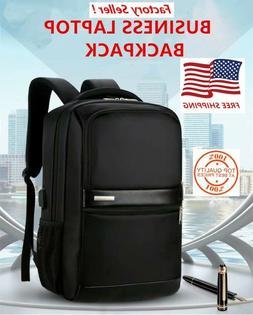 "Laptop Backpack 17"" Water Resistant. Scratch proof. Busine"