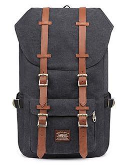 Kaukko Laptop Outdoor Backpack, Travel Hiking& Camping Rucks