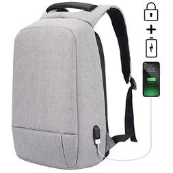 Laptop Backpack, SEEHONOR Anti Theft Travel Backpack with US