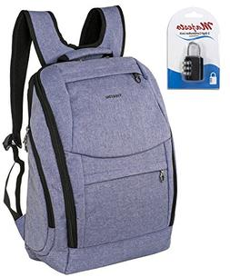 Ruggan Laptop Backpack for 14 Inch Notebook for Business Tra
