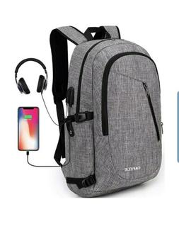 YIDUGO Laptop Backpack,Travel Computer Bag for Women & Men,A
