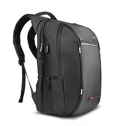 SPARIN Laptop Backpack, For Up to 17.3-Inch Laptops / USB Ch