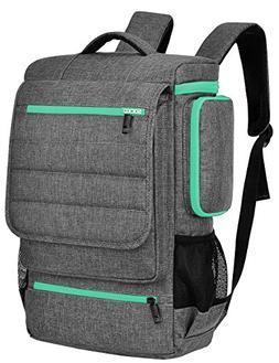 Laptop Backpack,BRINCH Unisex Luggage & Travel Bags Knapsack