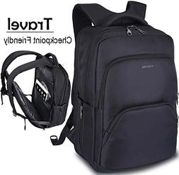 "17.3"" Laptop Backpack - Tsa Checkpoint Friendly + 3 Digit Lo"