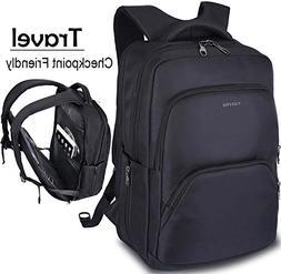 "17.3"" Laptop Backpack - Tsa Checkpoint Friendly + 3 Digit Lo"