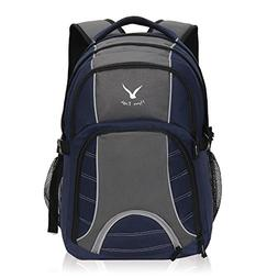 Hynes Eagle 15.6 inch Laptop Backpack Travel Bag College Sch